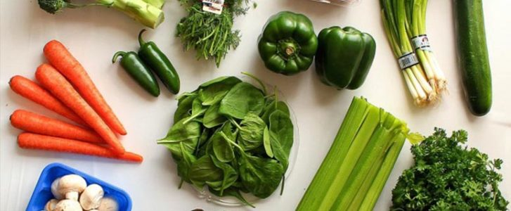 english Vegetables